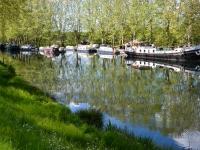 Le canal de la Garonne !
