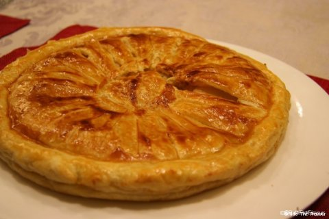 FR : Galette Normande ! EN : The Normand king cake